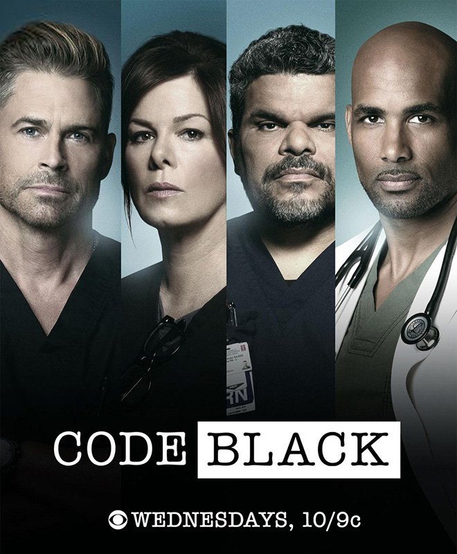 Code Black - Wednesdays, 10/9c