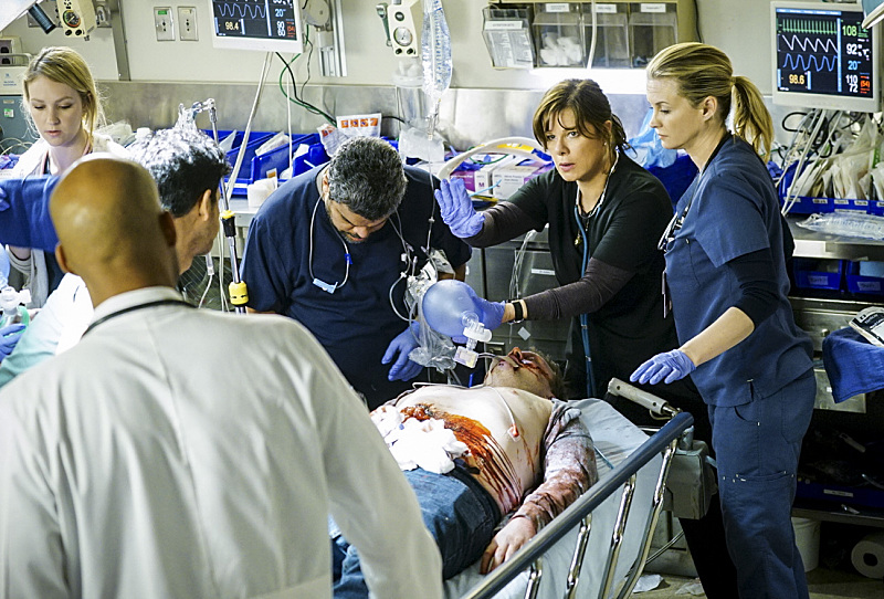 CBS Home Entertainment released Code Black: Season One to DVD on Tuesday,  bringing home the best drama series that not enough people are watching.