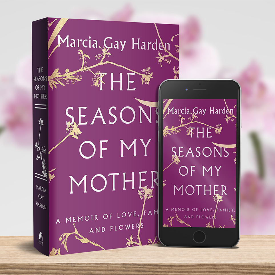 Seasons of My Mother - Hardback and audiobook