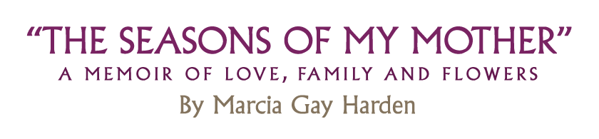 'The Seasons of My Mother' by Marcia Gay Harden