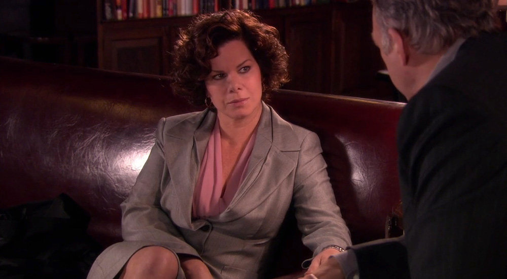 Marcia gay harden in damages